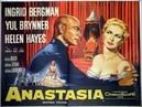 Anastasia 1956 Yul Brynner, Ingrid Bergman Biography, Drama, History