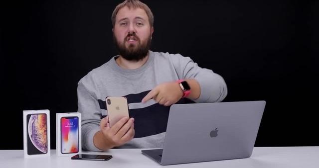 Динамики в новых айфонах · coub, коуб