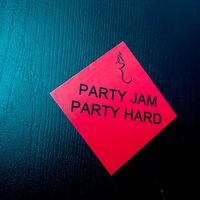 Логотип Party Jam (Закрытая группа)