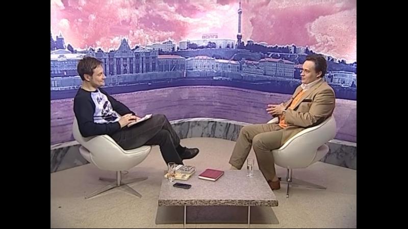 Максим Домников интервью в программе Без галстука