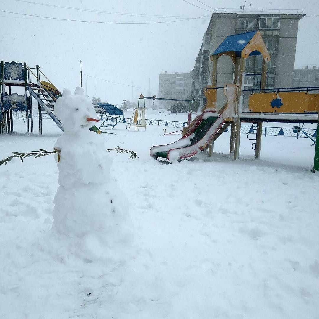 ВКрасноярском крае три района обесточены из-за снега исильного ветра