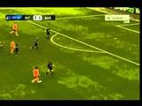 Messi vs Javier Zanetti Inter 3-1 Barcelona