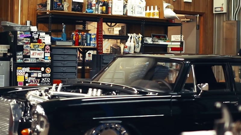 Eurowise built 1969 LS Turbo swapped Mercedes 280s