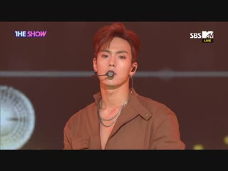 Monsta x - shoot out @ the show 181113