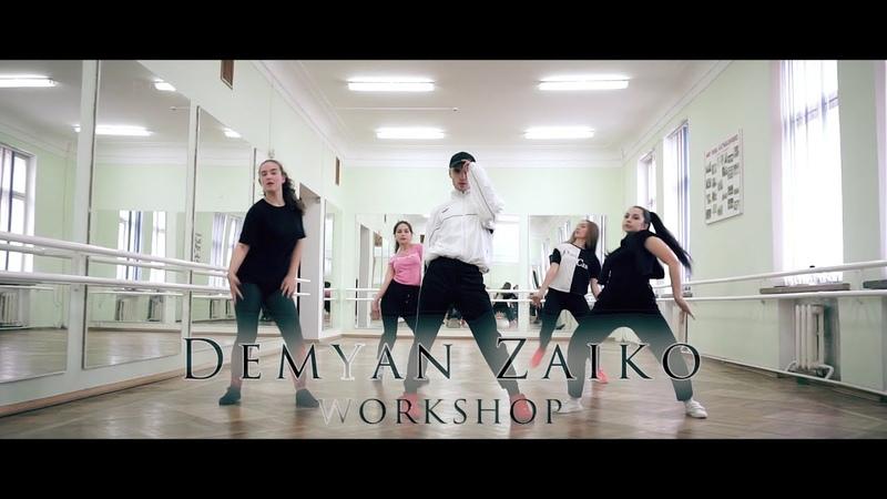 DJ Snake feat. Selena Gomez, Ozuna,Cardi B - Taki Taki | Demyan Zaiko | Workshop