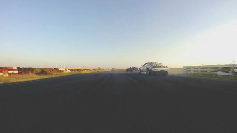 Drift Vine | Nissan Silvia s14 Kouki on Circuito FK1