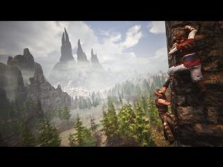 [Ru/Eng] Conan Exiles - дом бобра