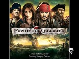 OST Pirates Of The Caribbean On Stranger Tides - Hans Zimmer - Mermaids