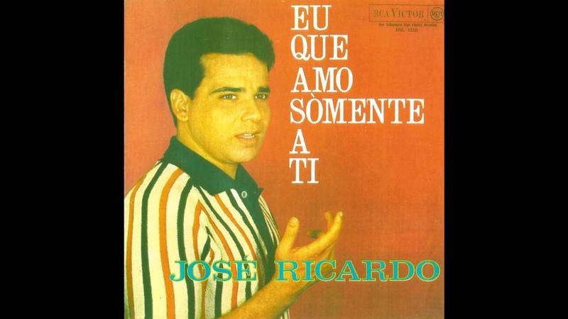 JOSÉ RICARDO VÁ DIZER AO MUNDO INTEIRO 1973