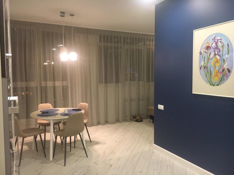 Проект квартиры от подписчицы