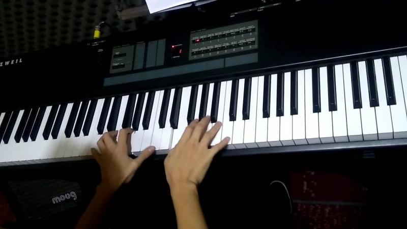 Hallelujah instrumental piano by Jay Bergamini