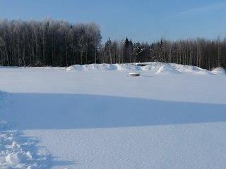 Зимние фото моего поместья