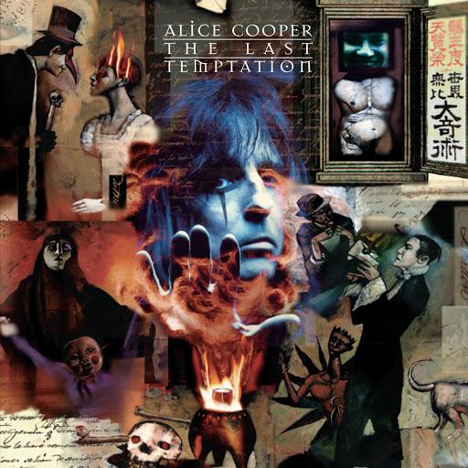 Alice Cooper альбом The Last Temptation