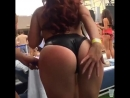 ВПИСКА - Классную попку шлепнулиНе порно секс эротика 18 sex swag twerk ass booty