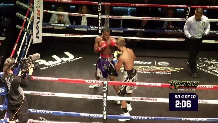 Rico Ramos vs Juan Antonio Lopez (15-07-2017)
