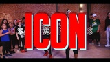 DJ LILMAN - ICON Choreography SayQuon Keys