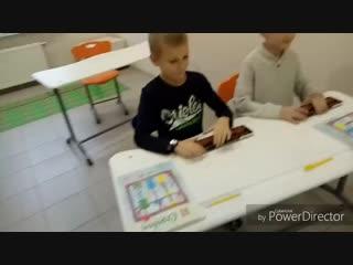 Соробан Пермь. Владик и Алексей. Мелкая моторика