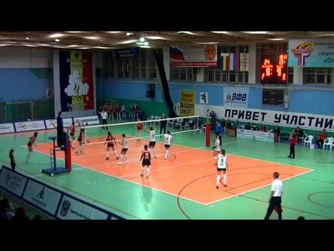 Импульс (Волгодонск) Самрау-УГНТУ (Уфа) 20181124