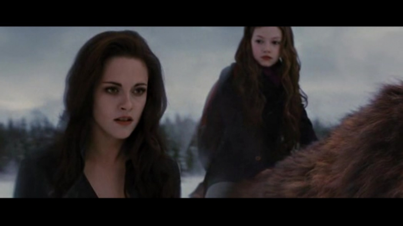 Белла Свон — Волчица