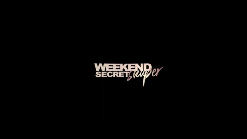 SNUPER 日本 5th シングル『Weekend Secret』Teaser 1