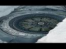 Странные объекты вмерзшие в лед обнаружены в АНТАРКТИДЕ Исследователи в тупике