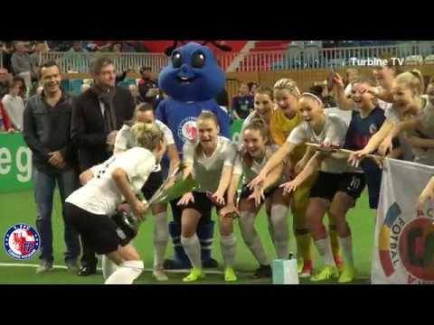 7. Internationaler AOK Turbine Hallencup | Finale Turbine - Sparta Prag