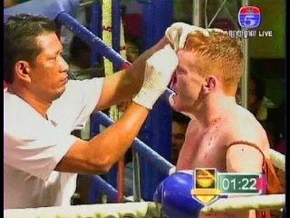 International Kun Khmer boxing- Leang Sipich Vs Bayyoin