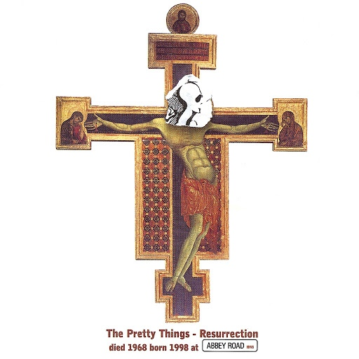The Pretty Things альбом Resurrection (S.F. Sorrow Live at Abbey Road)