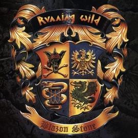 Running Wild альбом Blazon Stone