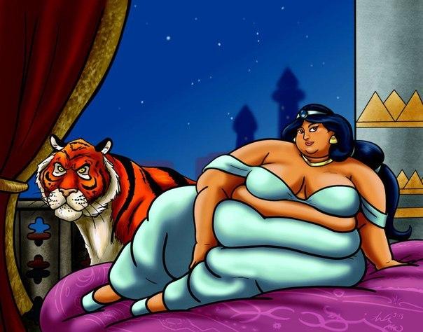 Секс мультфильмы со сказочными героями