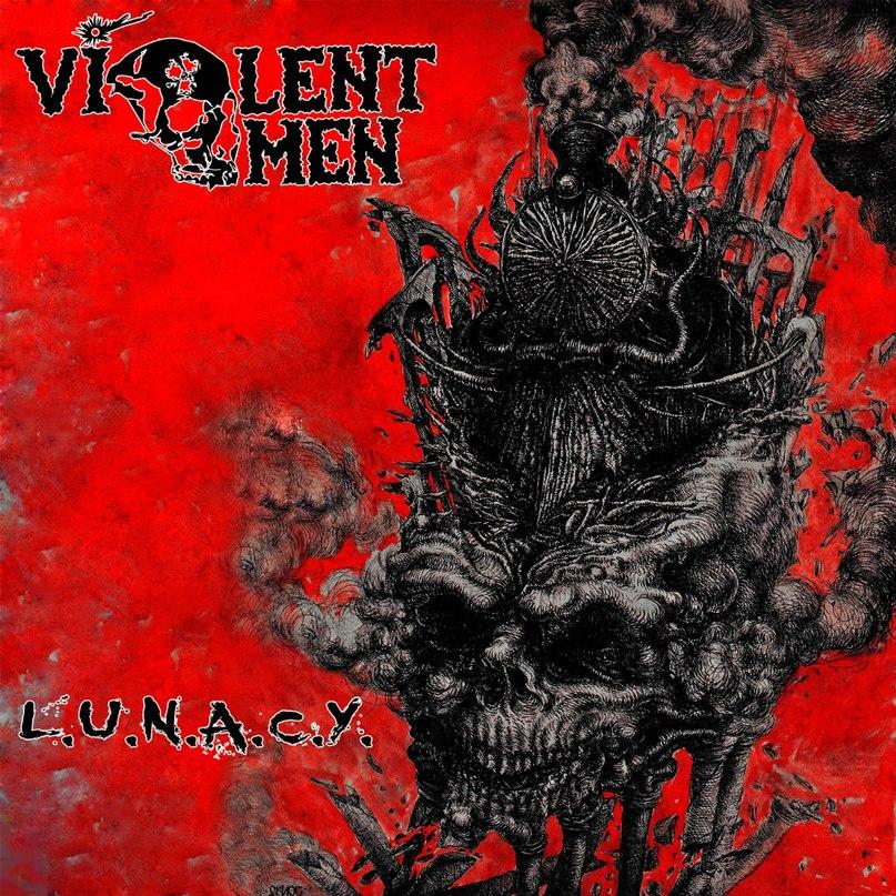 Violent Omen - L.U.N.A.C.Y. (2013)