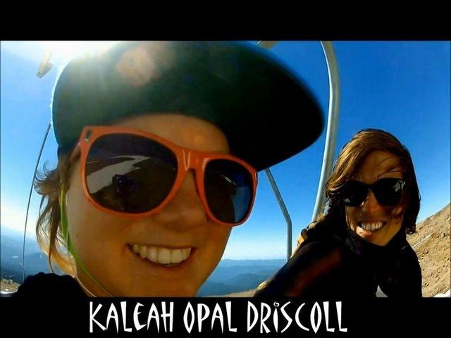 Kaleah Opal Driscoll Summer Edit 2013