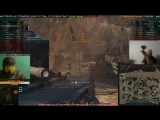 Опасный пейнтбольный стрим World of Tanks (Ёжик WoT) | БДСМ