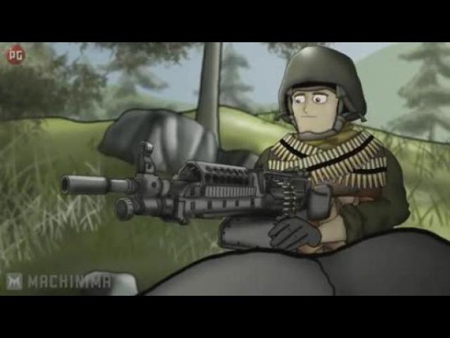Друзья по Battlefield – Плохие сошки (3 сезон, 5 серия) / PlayGround.ru