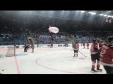 Прямой эфир с раскатки перед ЦСКА