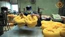 Как делают клейкую ленту скотч из целлюлозы в Японии