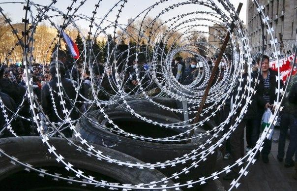 МИД РФ обеспокоен участием американских наемников в военных приготовлениях на Украине