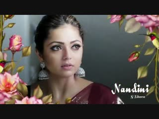 Drashti as Nandini.