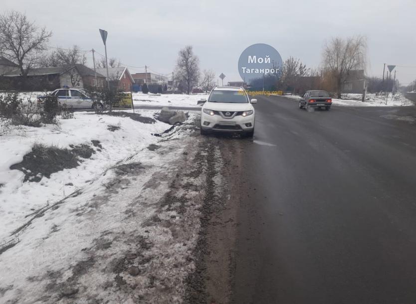 Под Таганрогом водитель Nissan X-Trail сбил 14-летнего пешехода