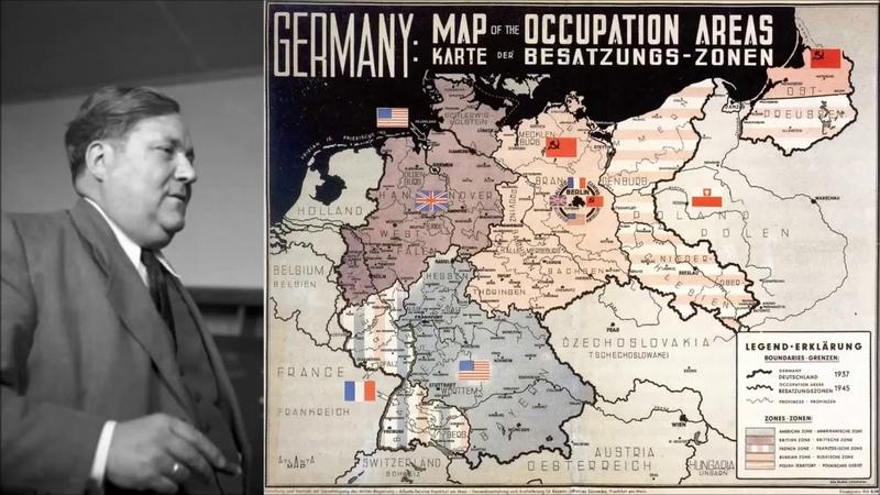 Carlo Schmid SPD Grundsatzrede vor dem Parlamentarischen Rat 08 09 1948