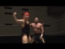 Dick Togo vs. Naomi Yoshimura (DDT - Dramatic Dreams! Vol.5 ~ May I Know The Rain ~)