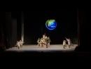 Фестиваль «Радуга-танца». Коллектив «Изумрудный город»