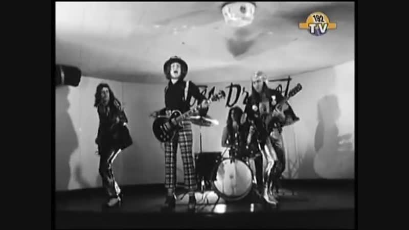 Slade - Cum on feel the noize ( Rare Original Footage French TV 1973 Rebroadcast