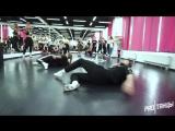 CHOREO DAY - Алиса Лишенко и Борис Рябинин - Коллаборация Hip-hop и Contemporary
