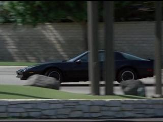 Рыцарь дорог / Knight Rider (1 сезон, серии 1 и 2)