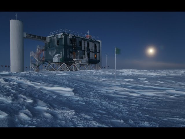 Антарктида .Границы нашей реальности .База фашистов .ГМК .