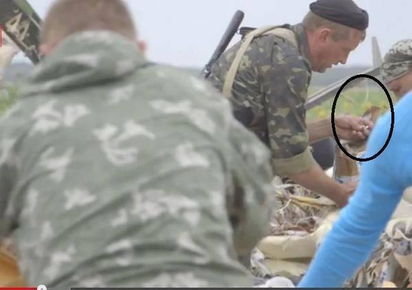 "Террористы-мародеры сдают части ""Боинга"" на металлолом - Цензор.НЕТ 9821"