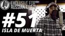 ISLA DE MUERTA TOP FLOW LIVE Exclusive For Russian Rap TV 51 russianraptv