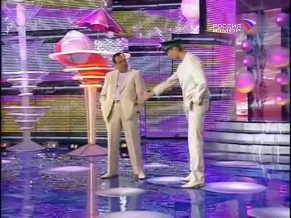 Владимир Данилец и Владимир Моисеенко Таможня 2007