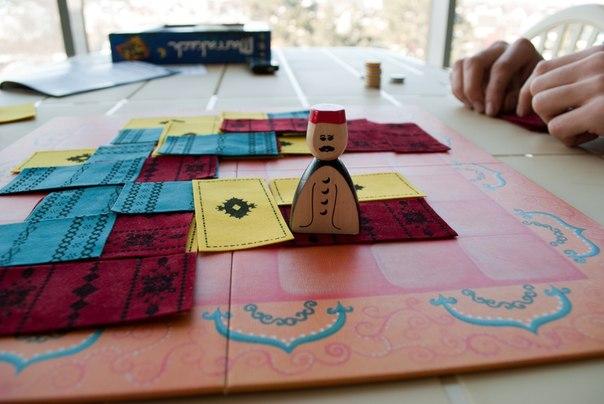 настольная игра Марракеш